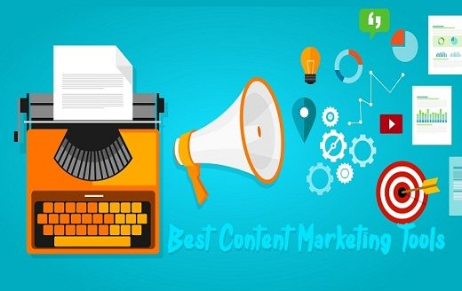 Top 5 Effective and strong Content Marketing Tools